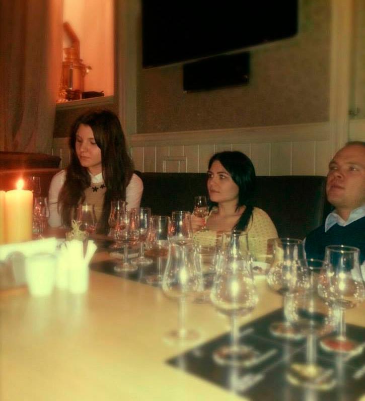 Дегустация виски Jura от TWD Club