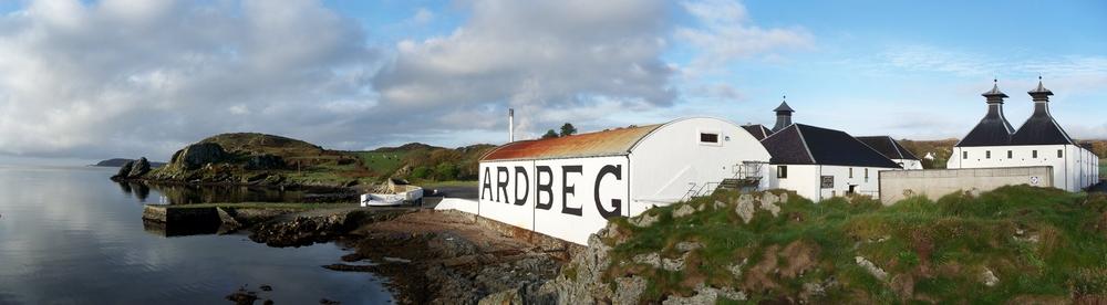 Винокурня Ardbeg