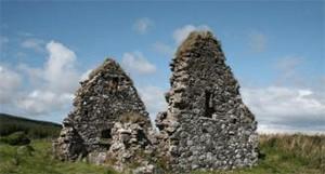 Руины Finlaggan