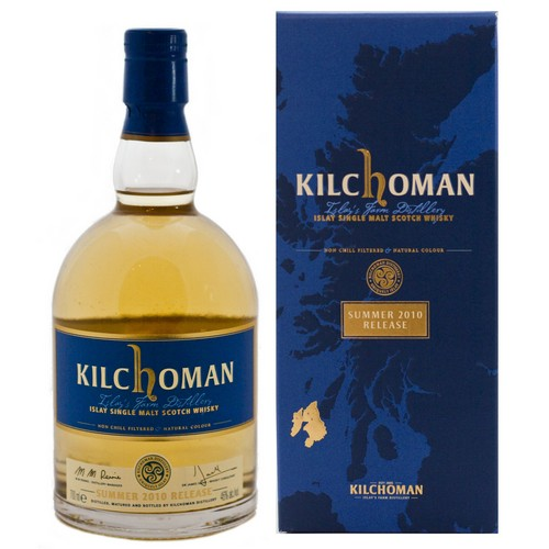 Kilchoman  Summer 2010