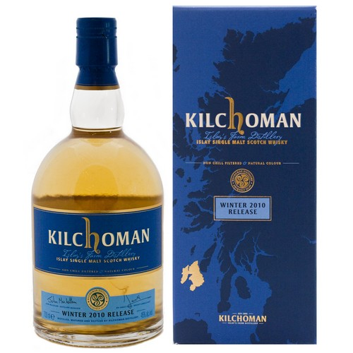 Kilchoman Winter 2010