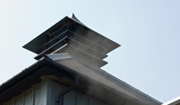 kiln pagoda