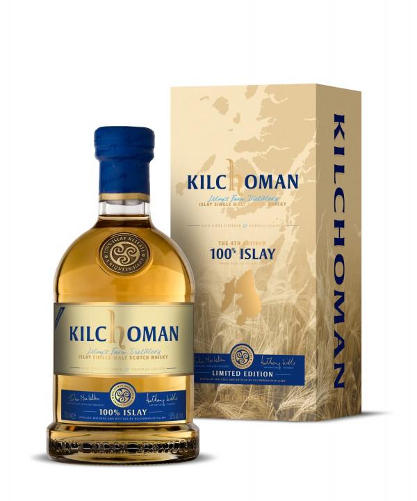 4-е издание Kilchoman 100% Islay