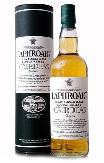 Laphroaig Cairdeas Origin 2012