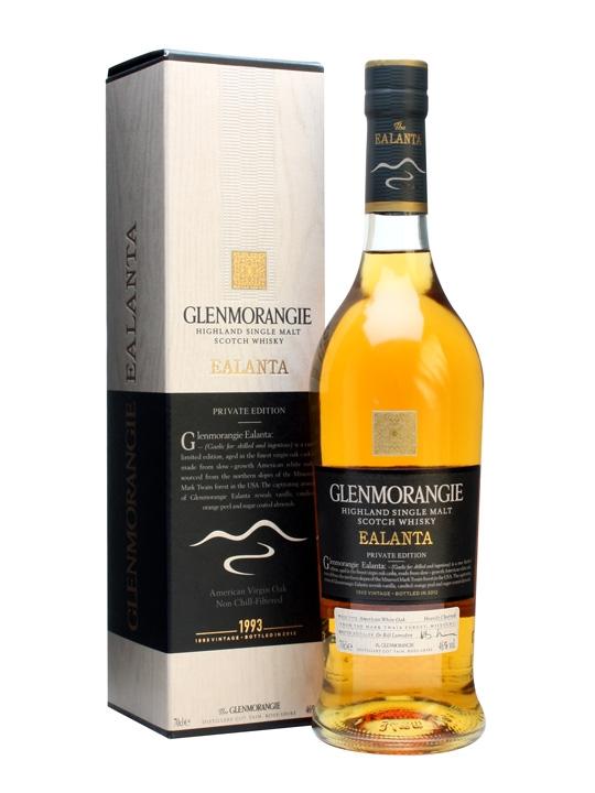 Glenmorangie Ealanta 1993