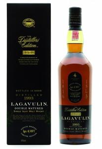 Lagavulin 1993 (bottled 2009) Pedro Ximénez Cask Finish - Distillers Edition