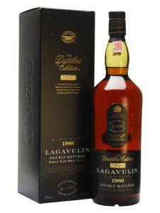 Lagavulin Distillers Edition 1980 Vintage