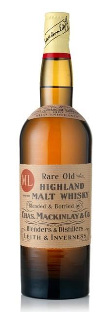 Mackinlay's Shakleton Whisky