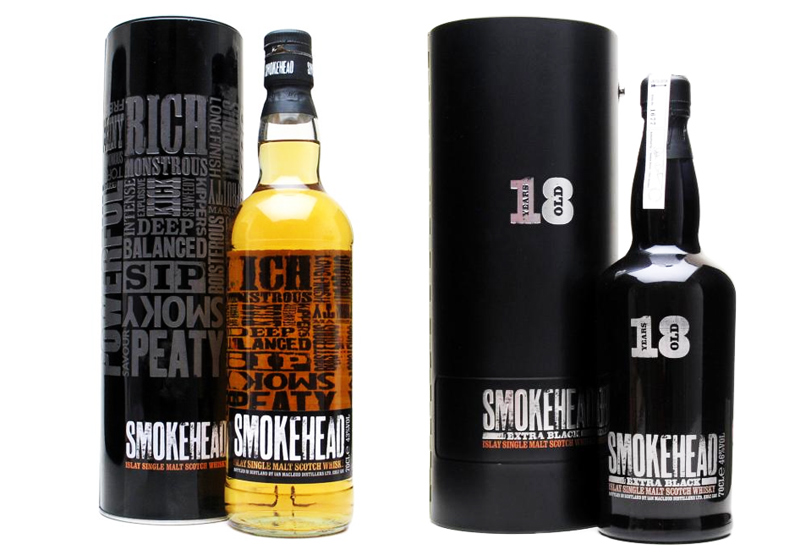 Smokehead от Ian Macleod Distillers Ltd