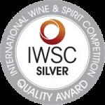 Серебряная медаль IWSC Silver Medal