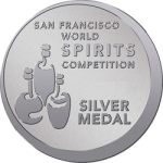 Серебряная награда San-Francisco World Spirits Competition