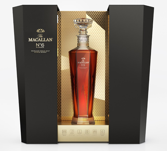 The Macallan №6 Lalique