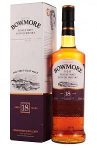 Bowmore 18 лет