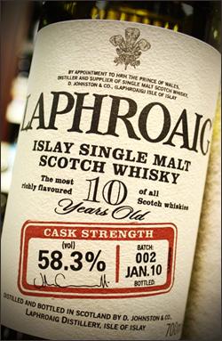 Крепость виски