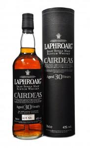 Laphroaig Cairdeas 2008 30 лет. 43% ABV