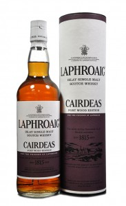 Laphroaig Cairdeas 2013 </strong>Port Wood Edition. 51,3% ABV
