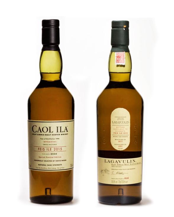 Lagavulin и Caol Ila представили специальные релизы Fèis Ìle 2015