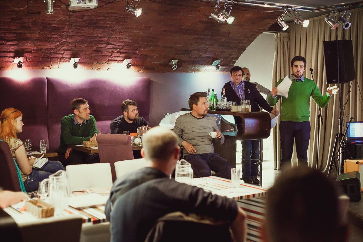Собрание Открытого Виски-клуба
