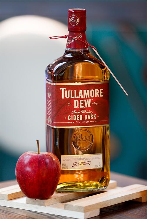 Tullamore D.E.W. с нотами сидра