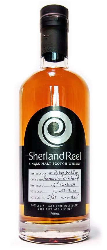 Виски Shetland Reel Single Malt