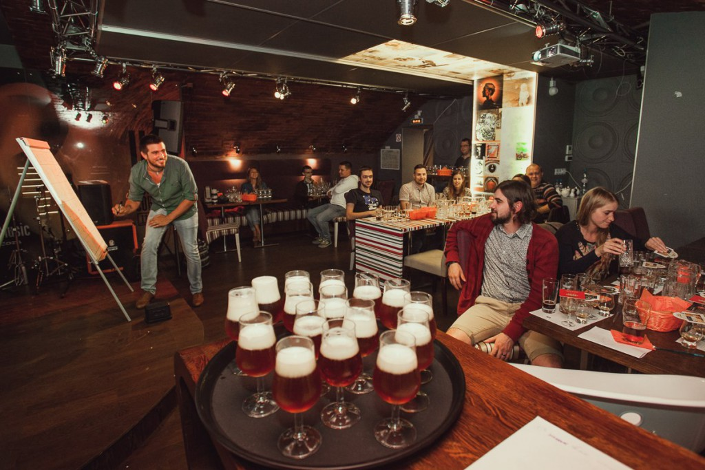 Оценка пар виски и пива