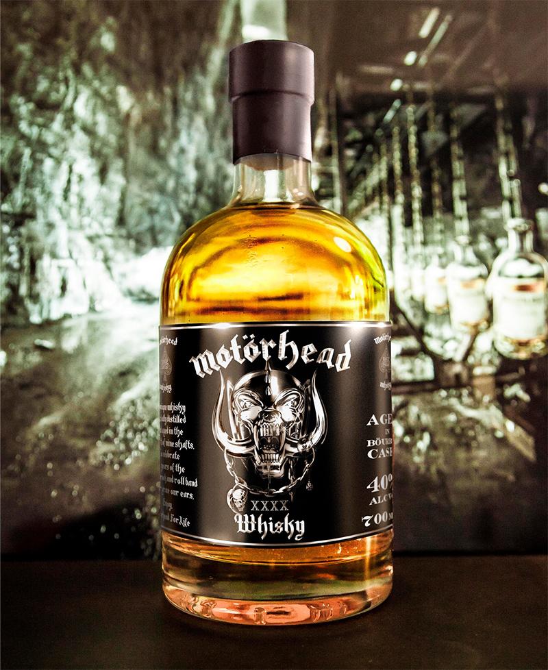 Виски Motörhead от Mackmyra