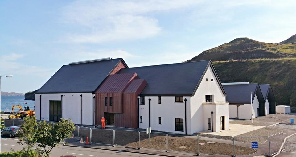 Винокурня The Isle of Harris Distillery