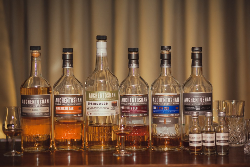 Открытый Виски-Клуб: Auchentoshan