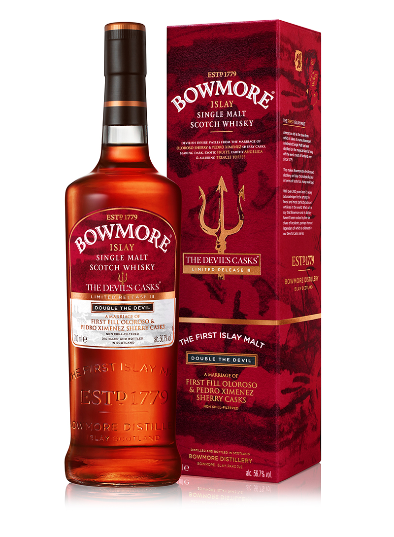 Bowmore Devil's Casks III – Double the Devil