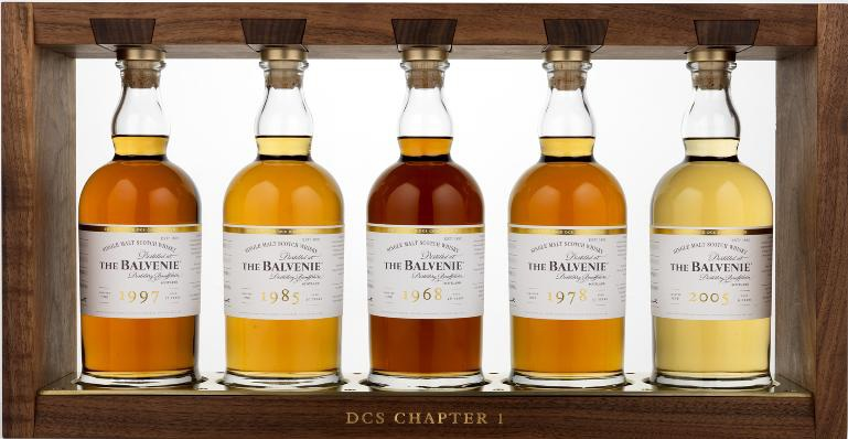 Первая глава The Balvenie DCS Compendium