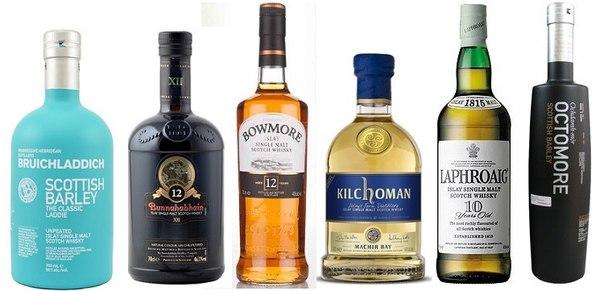 Открытый Виски-Клуб: Айла