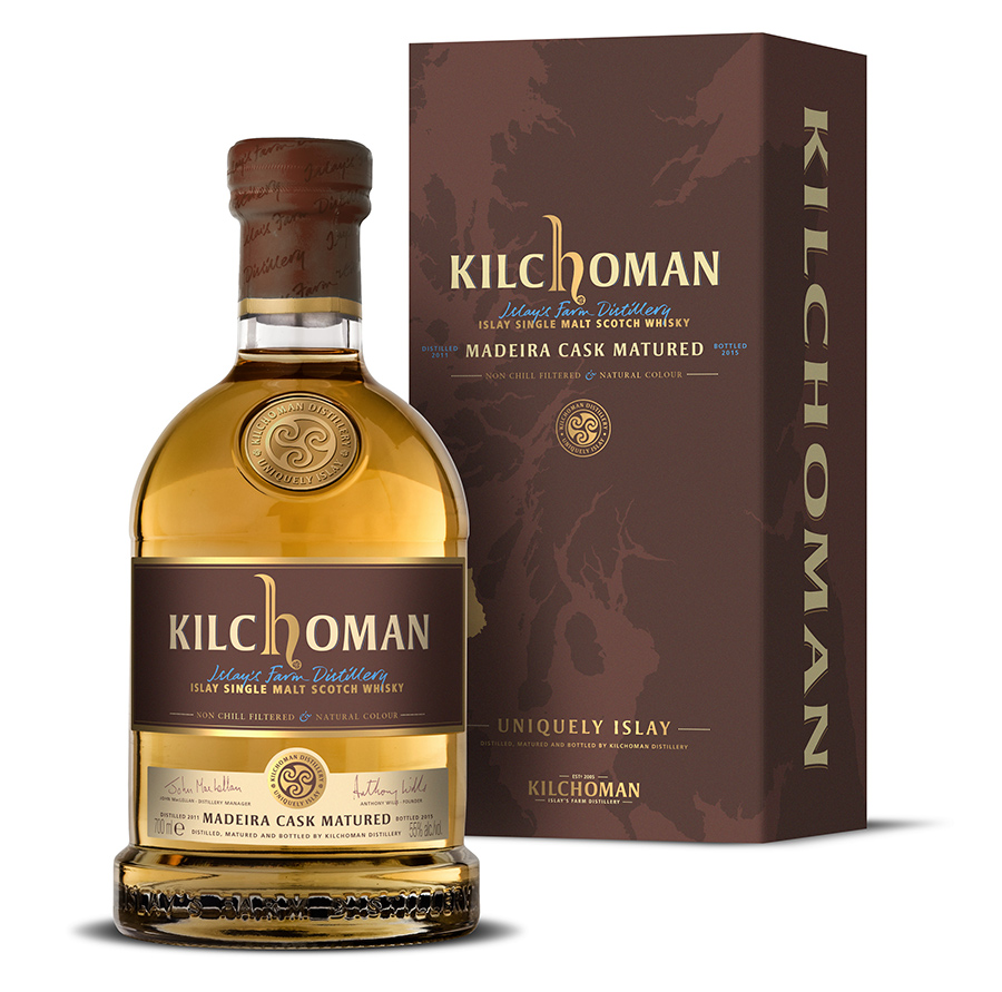 Kilchoman Madeira Cask