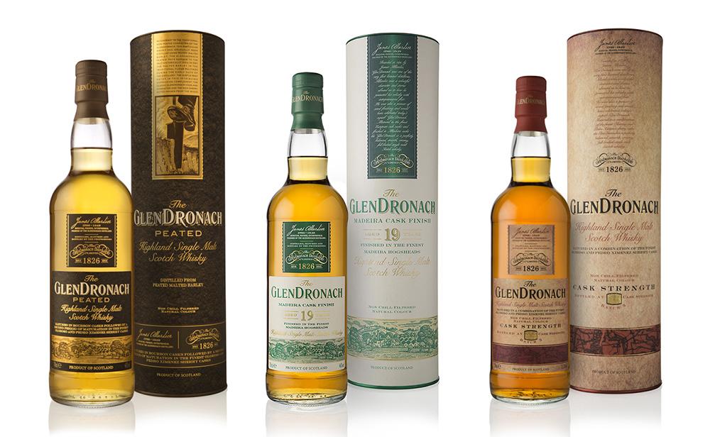 Новая линейка виски от GlenDronachs