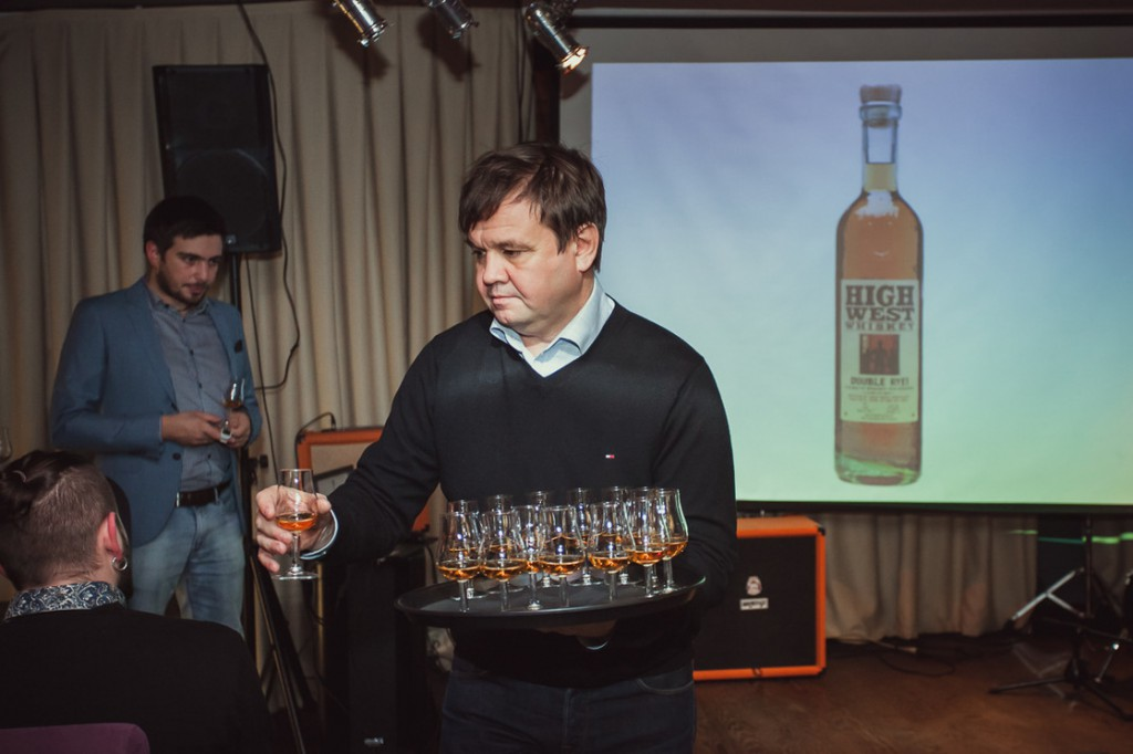 Открытый виски-клуб: Catchers in the rye