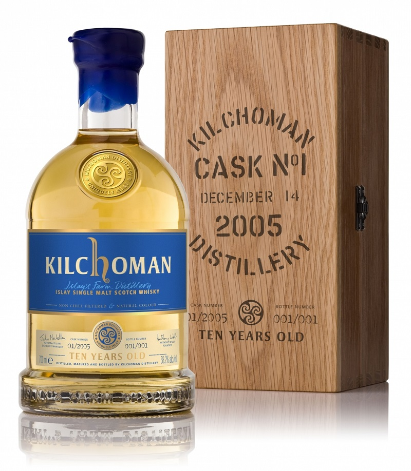 Kilchoman 10 Year Old