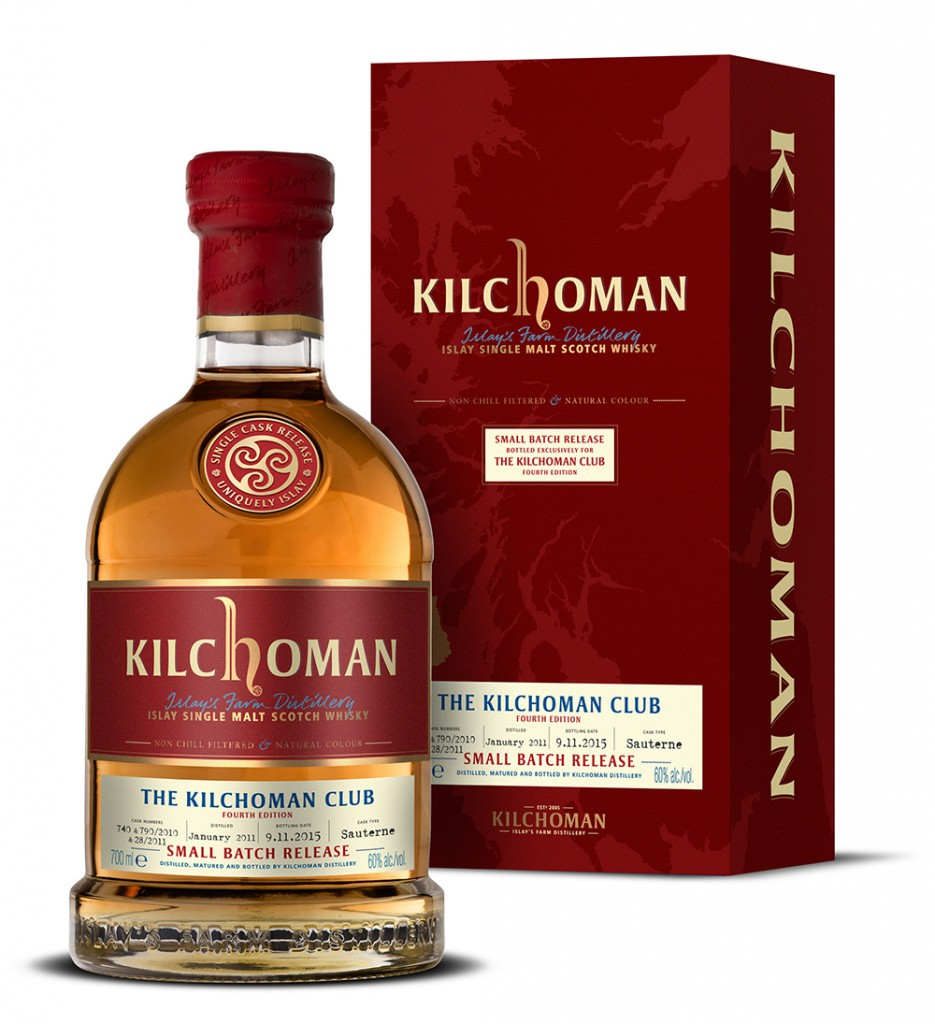 The Kilchoman Club 2015