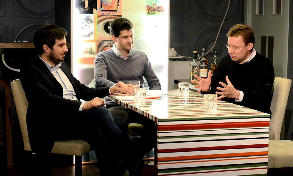 Интервью с представителем Ian Macleod Distillers Стюартом Томпсоном
