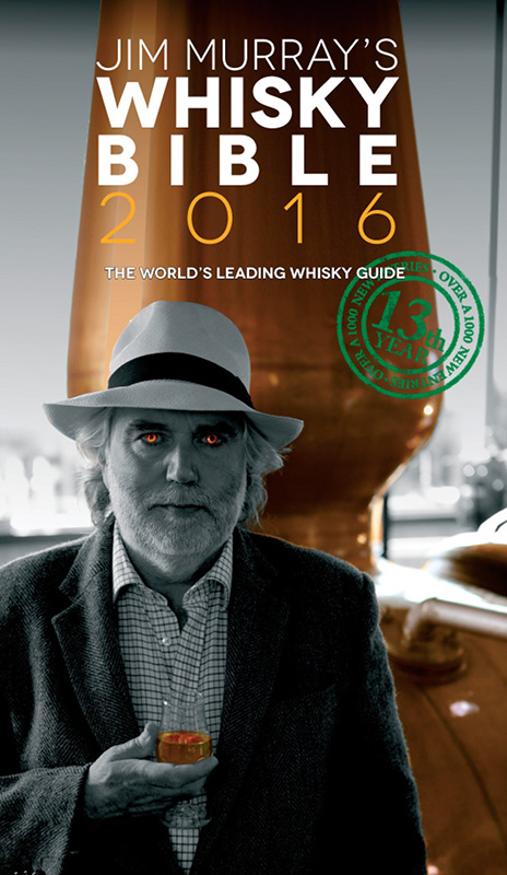 im Murray's Whisky Bible 2016