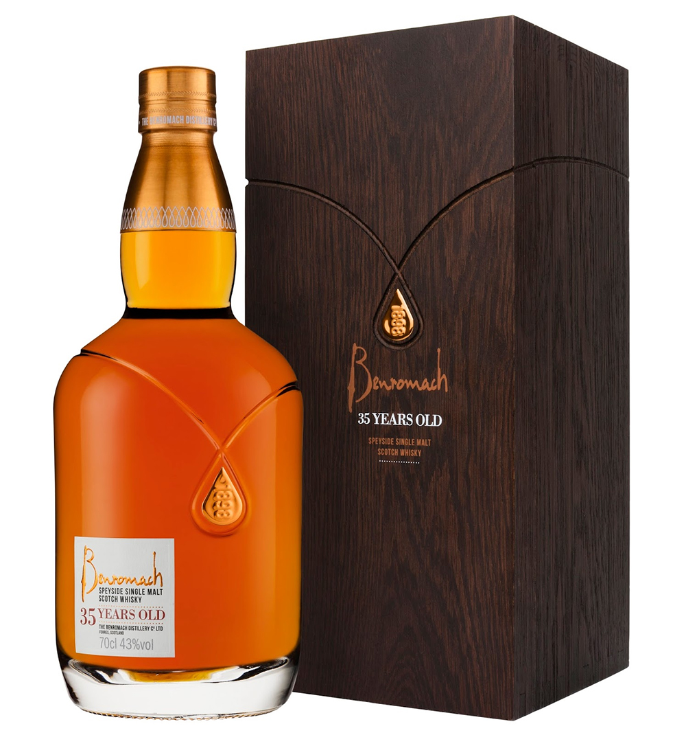 Benromach 35 Years Old 43% ABV