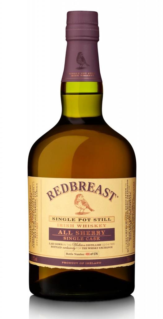 Redbreast Single Cask
