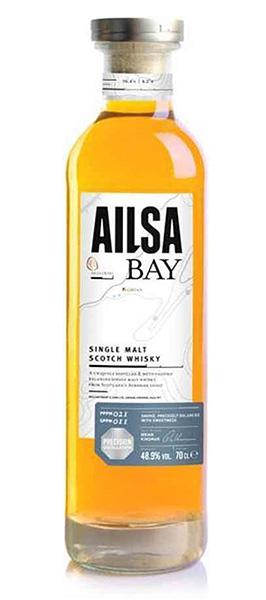 Первый релиз виски Ailsa Bay