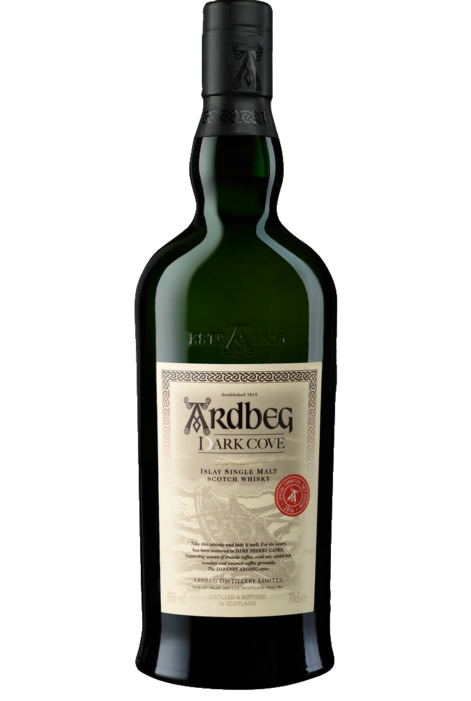 Ardbeg Dark Cove (55% ABV)