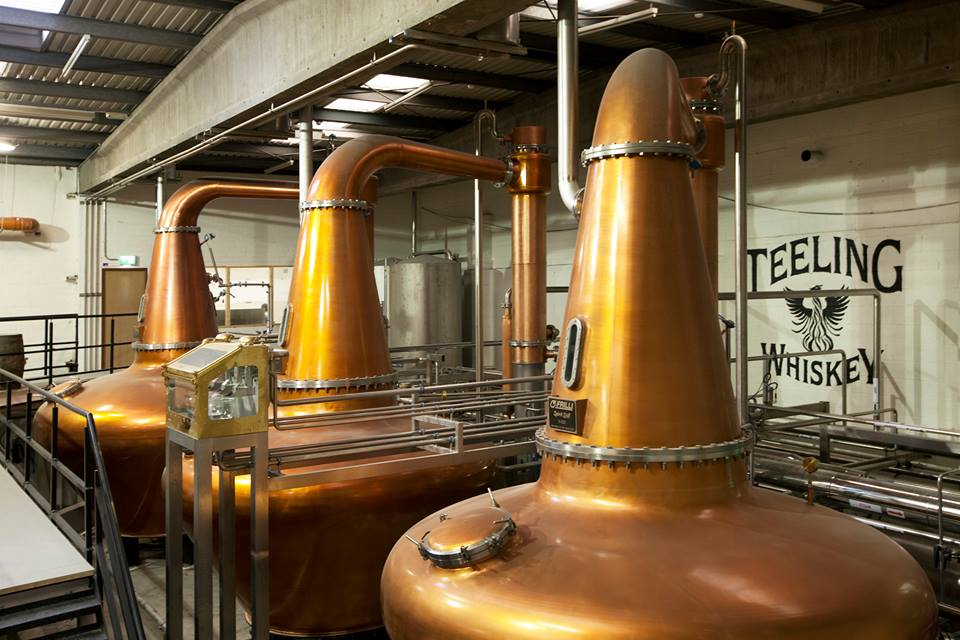 Производство Teeling Whiskey Company