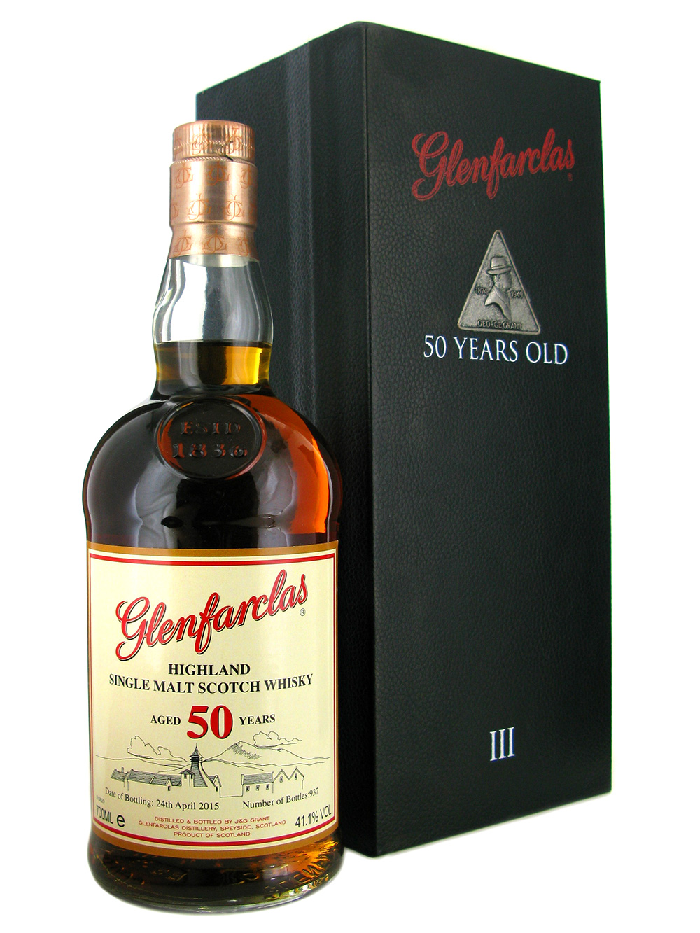 Glenfarclas 50 Year Old - Family Collector Series Edition
