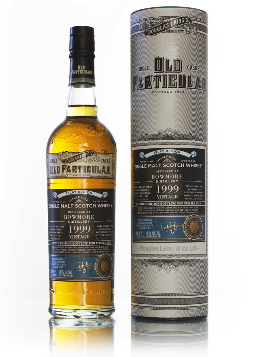 Douglas Laing & Co - Old Particular Bowmore Vintage 1999