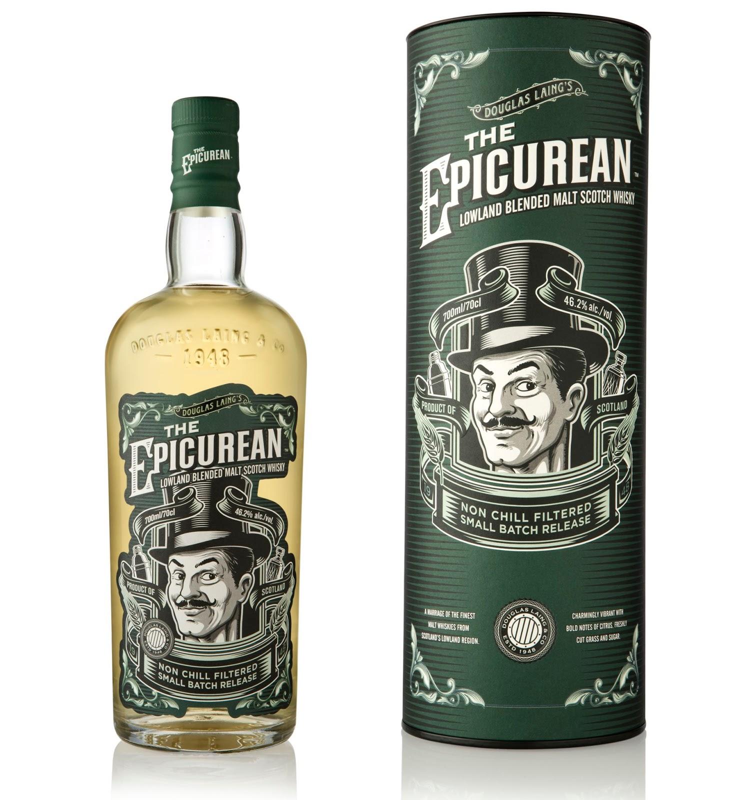 The Epicurean (46.2% ABV) от Douglas Laing & Co