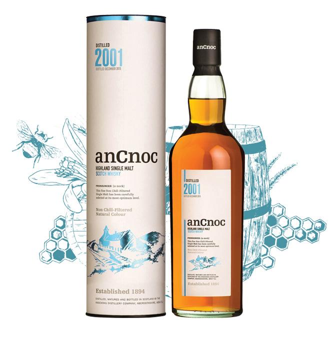 anCnoc 2001 Vintage