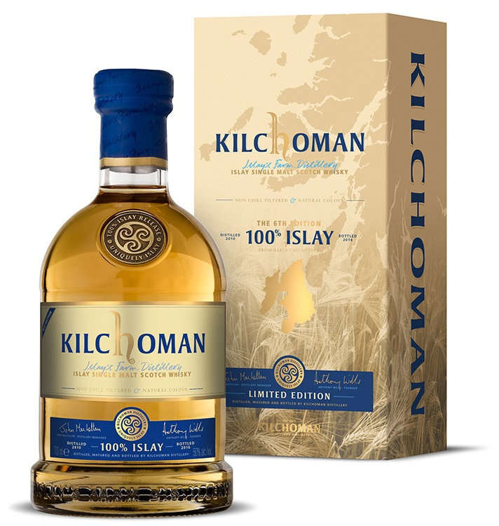 100% Islay 6th Edition
