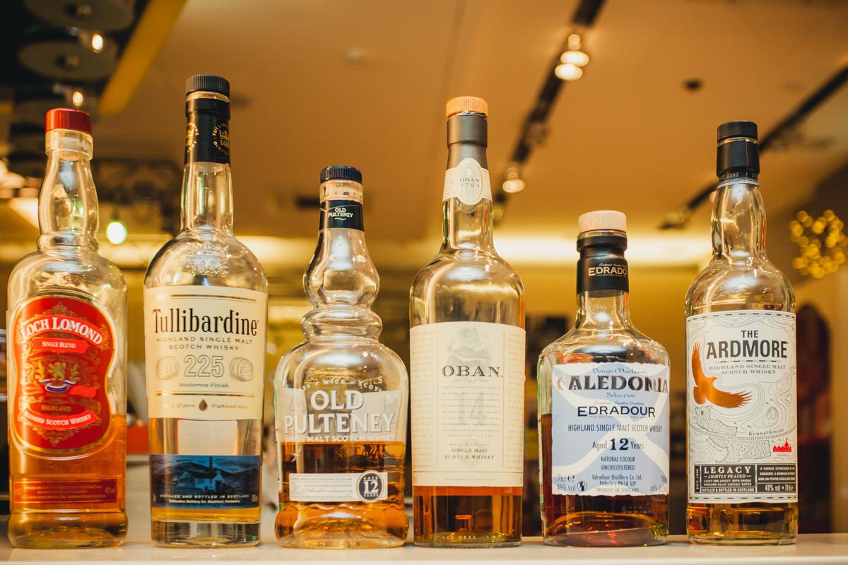Открытый виски-клуб: В поисках горной росы