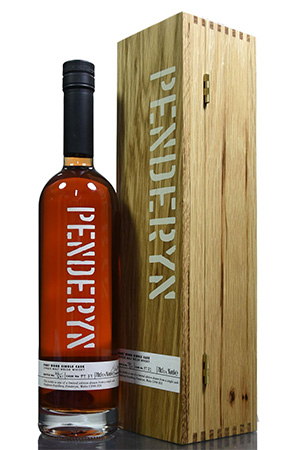 Penderyn Portwood single cask (PT72)